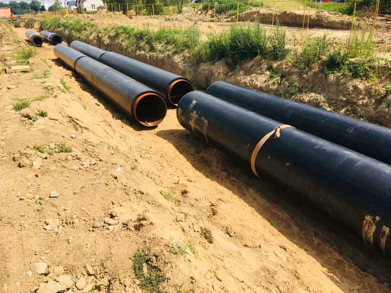 Signs of Cast Iron Pipe Failure