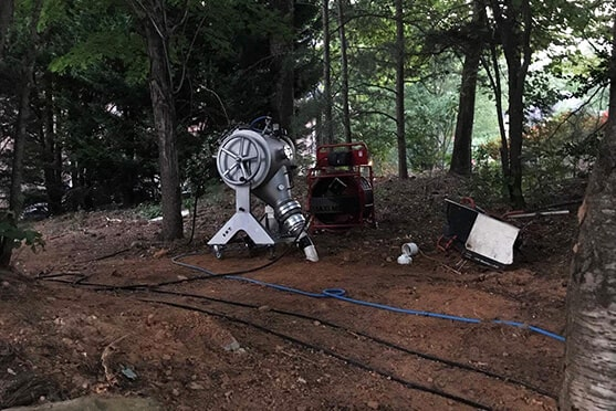 Pipe Coating North Georgia Pipelining Trenchless