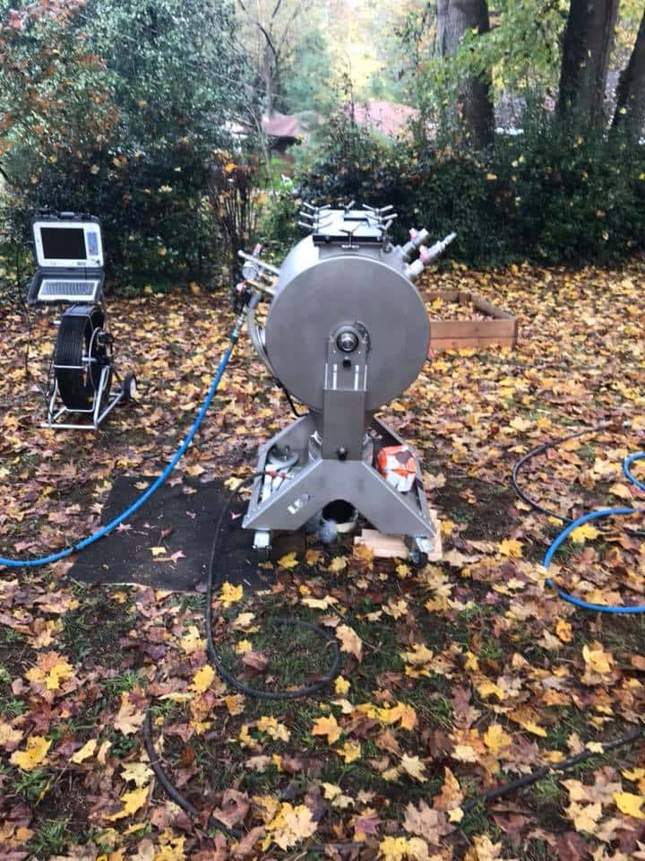 North Georgia Pipelining Trenchless Sewer Lining